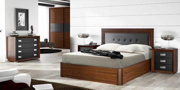 Dormitorio de matrimonio for Muebles rey zamora