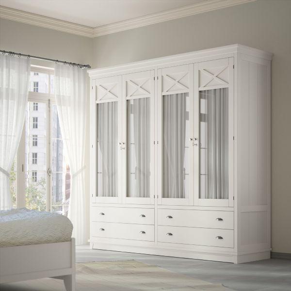 Armarios - Visillos para dormitorios ...
