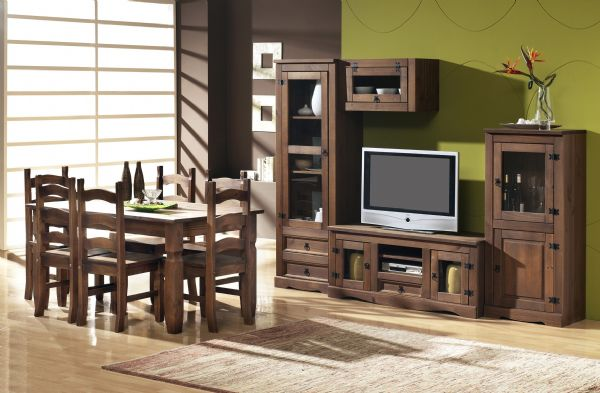 Mueble mexicano for Moderno mexicano muebles
