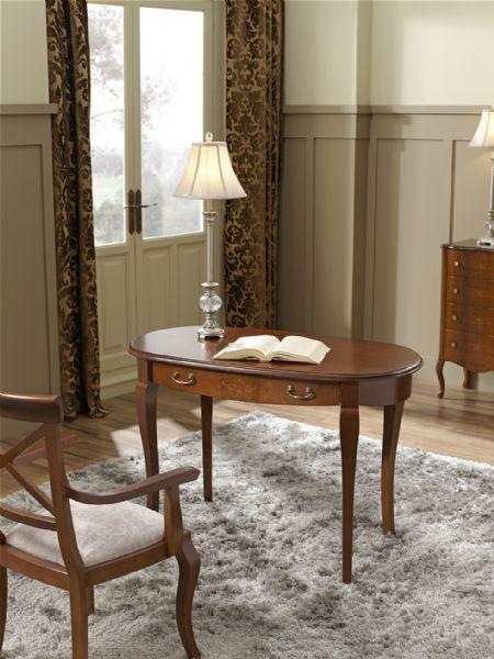 Muebles despacho clasico great mas informacion medidas y for Muebles de oficina palencia