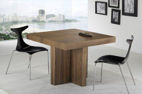 Mesa de comedor redonda - Mesas comedor extensibles modernas ...